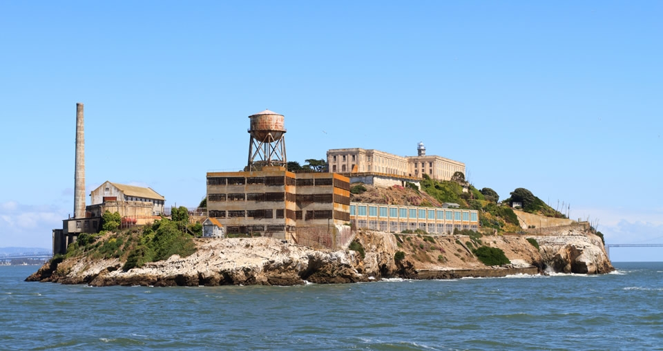 Alcatraz, Muir Wood and Sausalito Day Trip