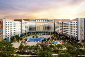 Universal Orlando Resort accommodation | Virgin Holidays