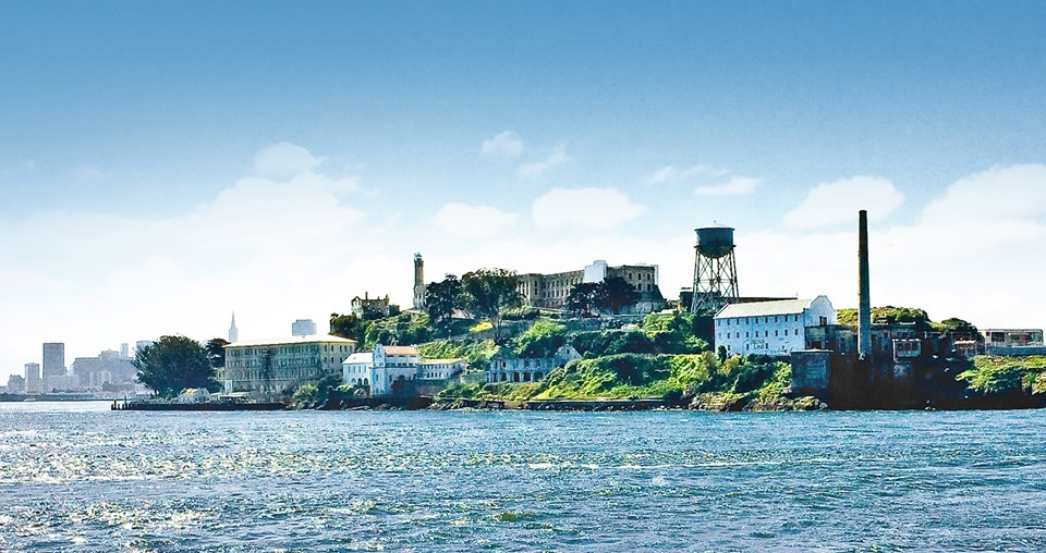 Early-access to Alcatraz and Cable Car Tour