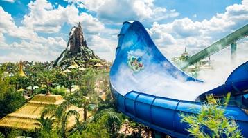 Universal Orlando Resort Attractions 2019 2020 Virgin
