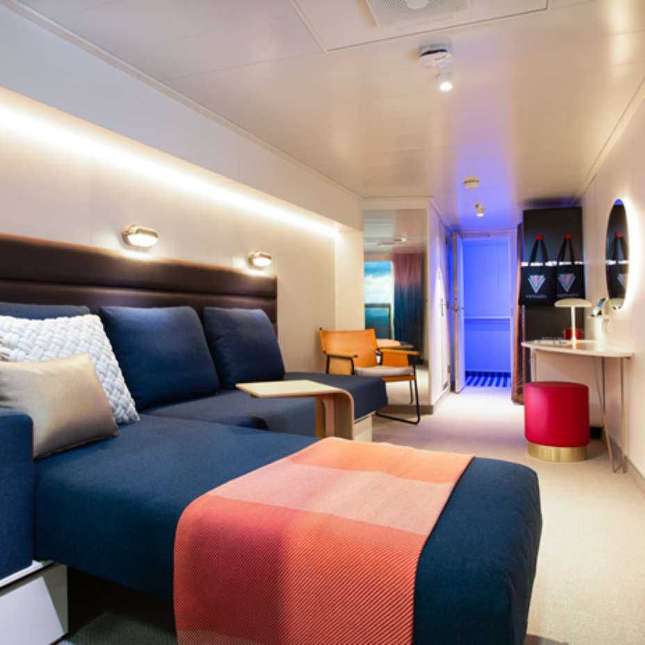 Scarlet Lady Cabins Virgin Voyages Cabins Virgin Holidays