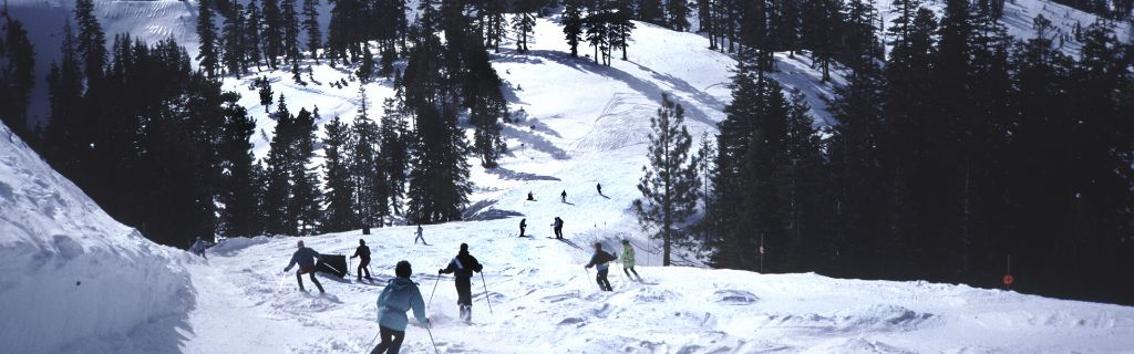Squaw Valley, Lake Tahoe