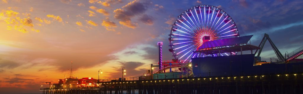 Santa Monica holidays