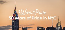 WorldPride - 50 years of Pride in NYC