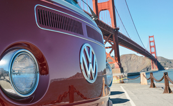 Vintage VW Tour of San Francisco