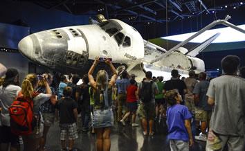 space shuttle atlantis dinner - photo #7