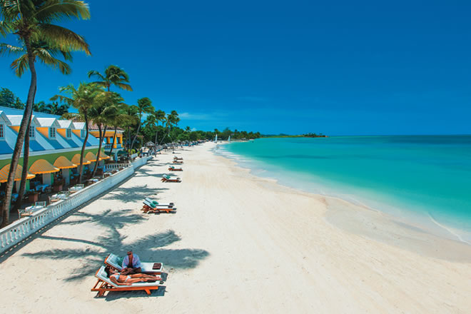 Antigua, Sandals and Beaches