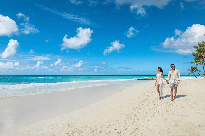 Barbados, Sandals and Beaches