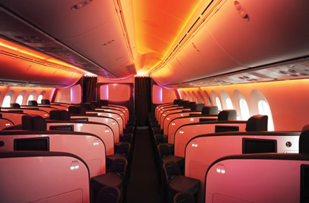 Virgin Atlantic Upgrades