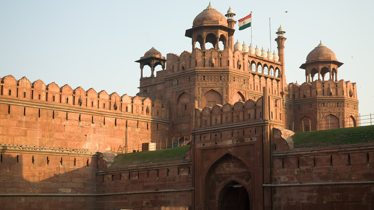 Red Fort - Agra, India