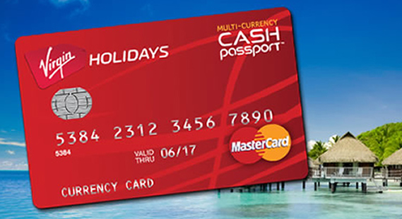 Virgin Holidays Multi Currency Cash Passport ™